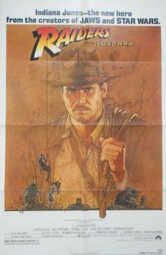 Movie Posters - Raiders of the Lost Ark |  Vintage Posters for Sale